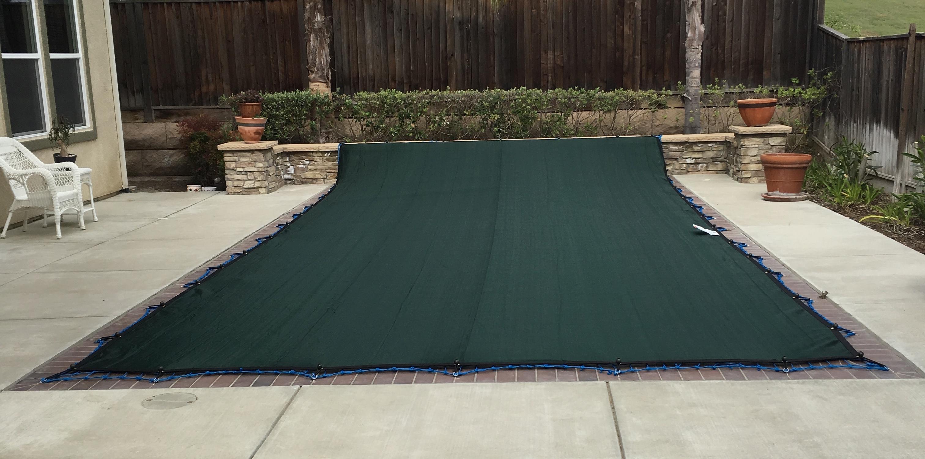 Always Safe Pool - Leaf Covers