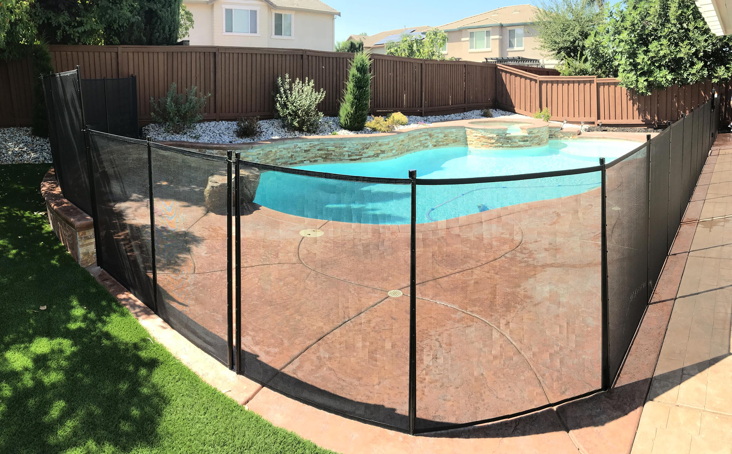 Always Safe Pool - Pool Fences